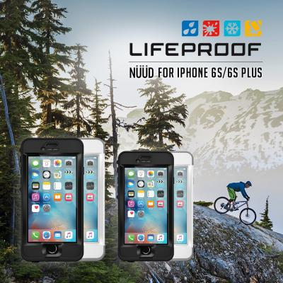 LIFEPROOF nuud for iPhone 6s